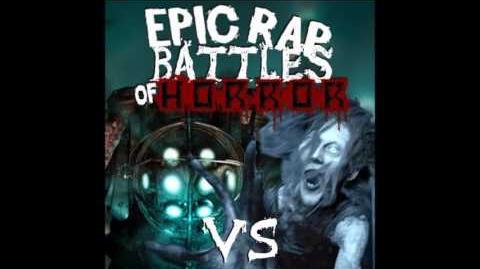Big Daddy vs Mama Instrumental. Epic Rap Battles of Horror Season 5