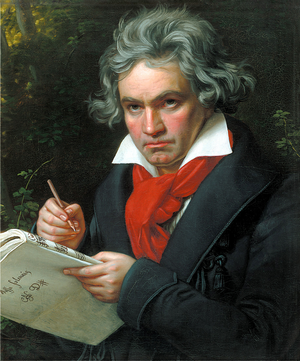 Ludwig van Beethoven Based On
