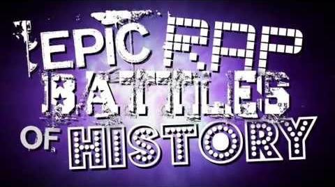 Every EPIC RAP BATTLES OF HISTORY Intro (Season 2)