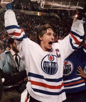 Wayne Gretzky Based On
