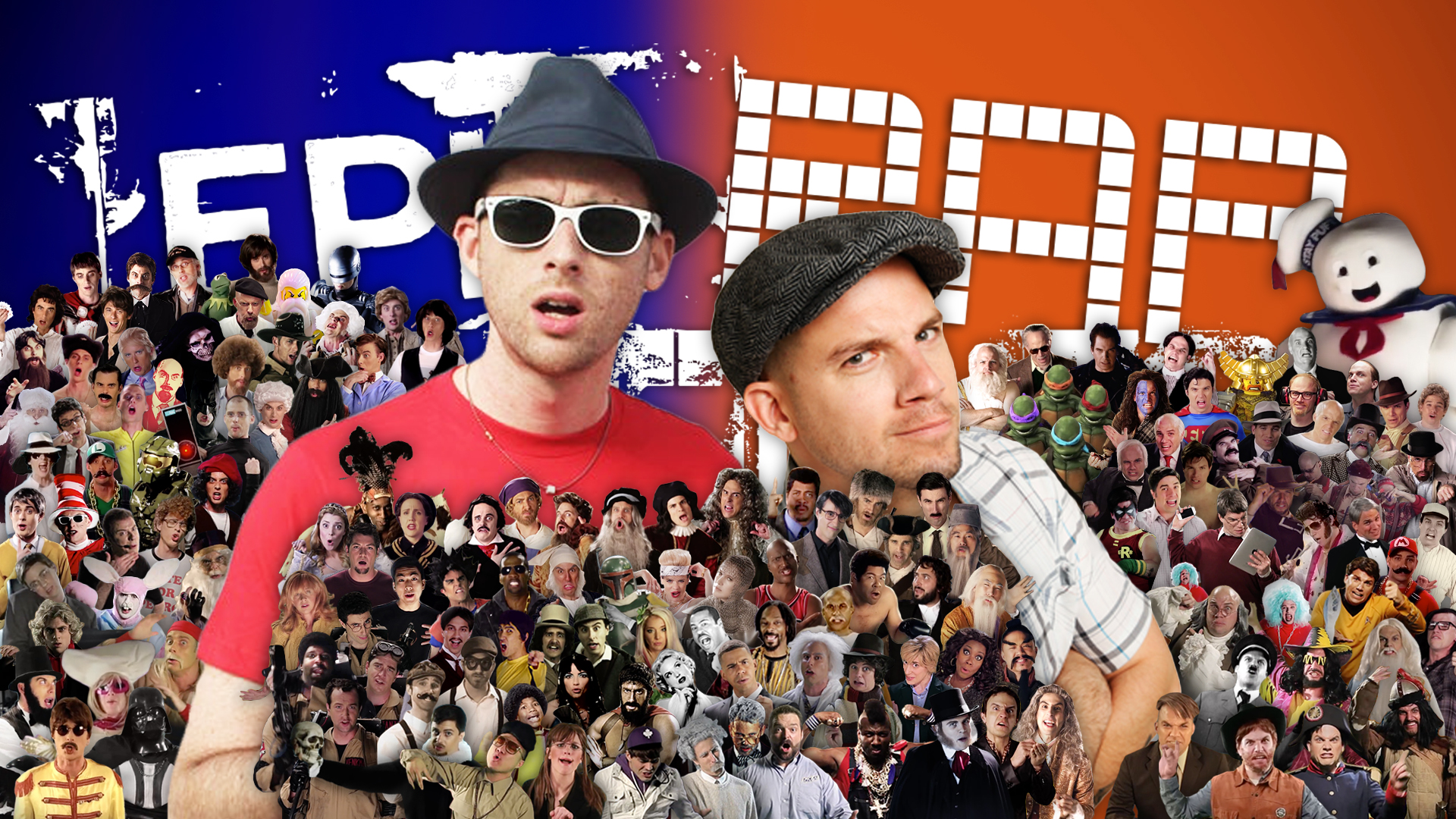 Image result for Epic Rap Battles