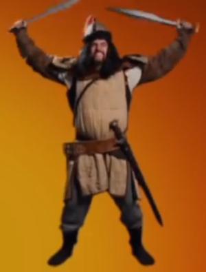 Genghis Khan Cameo Nice Peter vs EpicLLOYD