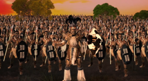 Zulu Warriors Cameo