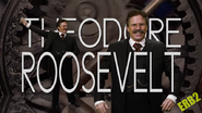 Theodore Roosevelt Scrapped Title Card