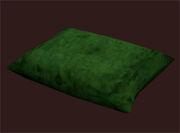 Emerald-pillow