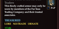 Marine Boots of the Far Seas Traders