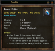Power Potion