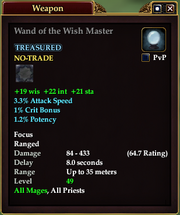 Wand of the Wish Master