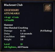 Blackroot Club