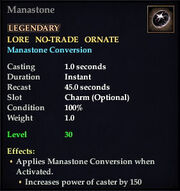 Manastone