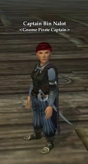 Captain Bin Nalot