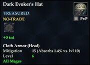 Dark Evoker's Hat