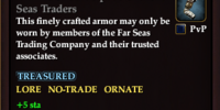 Marine Shoulderpads of the Far Seas Traders