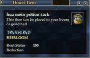 Hua mein potion sack