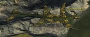 A treetop entangler