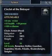 Circlet of the Betrayer