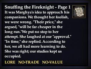 File:Snuffing the Fireknight - Page 1.jpg
