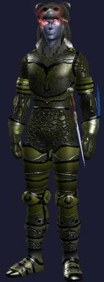 Caustic Gore (Armor Set) (Visible, Male)