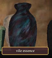 Vile essence
