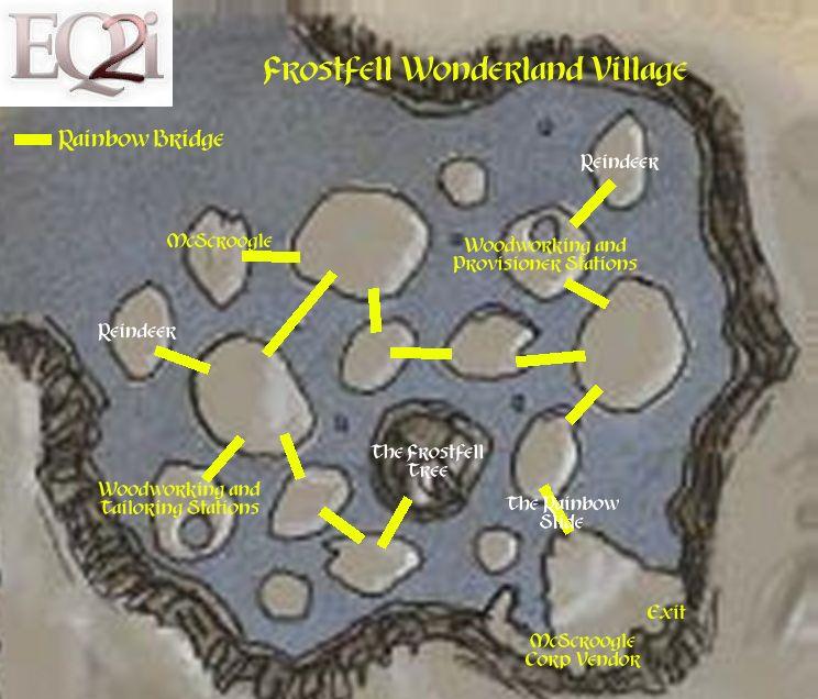 Frostfell Wonderland Village