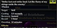 Bristlebane's Hymn