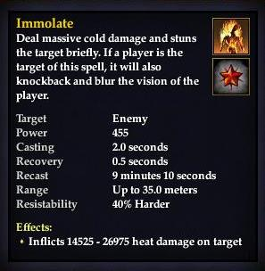 Immolate (TBoCH Good)