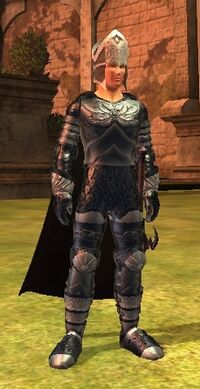 Reprimand (Armor Set) (Visible, Male)