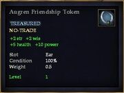 Augren Friendship Token