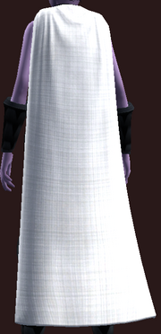 White Cloak Graphic (Equipped)
