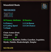 Moonfield Boots