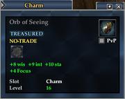 Orb of Seeing