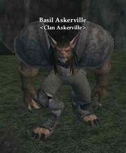 Basilaskerville