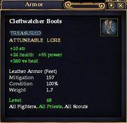 Cleftwatcher Boots