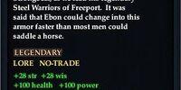 Strongbear's Steelskin Forearms