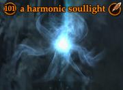 A harmonic soullight