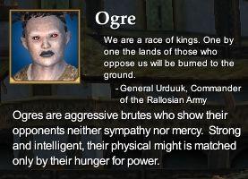 Ogre (Character Race)