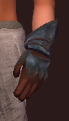 Fyst's Steel Gauntlets (Equipped)