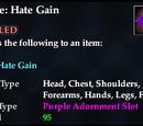 Rune: Hate Gain