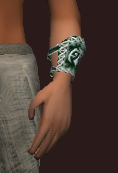 Martial Reptile Hide Bracers (Equipped)