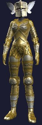 Angelic Soul (Armor Set) (Visible, Female)