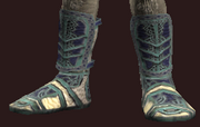 Boots of Stormcalling (Equipped)
