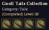 CQ tails gnolltails Journal