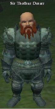 Sir Thothur Dorarr (NPC)