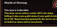 Shield of Merinep
