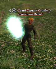 Guard Captain Gruffitt