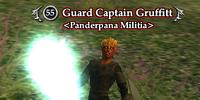 Guard Captain Gruffitt
