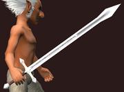 Berserker's Blade of Insanity (85 Equipped)