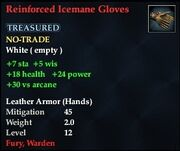 Reinforced Icemane Gloves