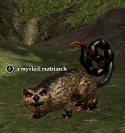 A mystail matriarch