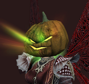 Ominous Scarecrow Mask (Equipped)